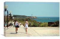 Praia Da Rocha Promenade