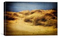 Holkham Dunes 9, Canvas Print