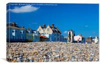 Aldeburgh, Suffolk, Canvas Print