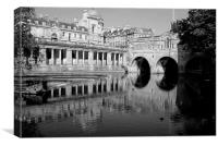 Pultney Bridge, Canvas Print