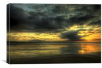 Largo Bay, Canvas Print