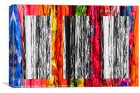 Fabrique, Canvas Print