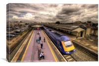 Chippenham Station, Canvas Print