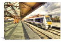 Turbo at Moor St, Canvas Print