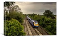 Willand HST, Canvas Print