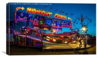 Midnight Express , Canvas Print