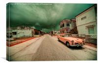 Studebaker Storm , Canvas Print