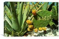 Ikaros , Canvas Print