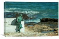 Mediterranean Dreaming, Canvas Print