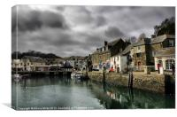 Padstow Cornwall, Canvas Print