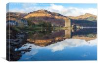 Carrick Castle Loch Goil, Canvas Print