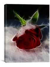 How Love Feels, Canvas Print