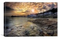 St. Mawes, Canvas Print