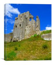 Corfe Castle Keep