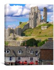 Corfe View Enhanced