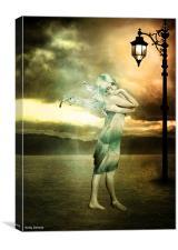 fairy dust, Canvas Print
