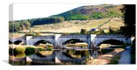 Bridge, Canvas Print