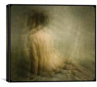 Nude art, Canvas Print
