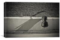 violoncello, Canvas Print