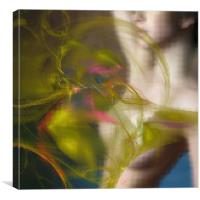 Muse, Canvas Print