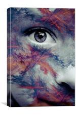 Avatar, Canvas Print