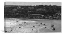 Kinsale Harbour Regatta, Canvas Print