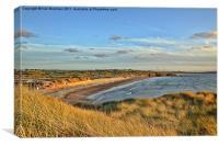 Gwithian Beach 2, Canvas Print