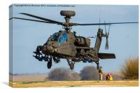 Apache departure