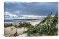 Camber Sands Beach Dunes