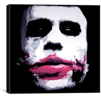 The Joker, Canvas Print