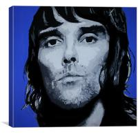 Ian Brown - The Stone Roses, Canvas Print