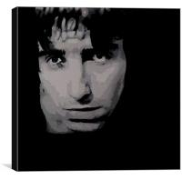 Liam Gallagher, Canvas Print