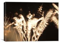 Fire Away, Canvas Print