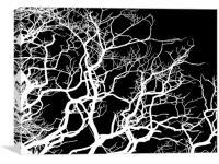 Thunder Tree, Canvas Print