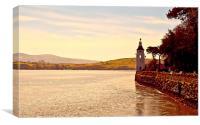Welsh Landscape, Canvas Print