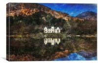 Loch Shiel Mk.2, Canvas Print