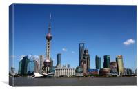 Pudong Skyline-Shanghai