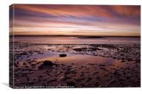 Dawn Sky, Wells-next-the-sea, North Norfolk Coast,