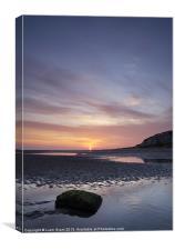 Cliffs at Sunrise, Old Hunstanton, Norfolk