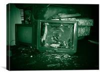 Destruction of Television