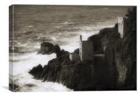 CROWN MINES #2, Canvas Print