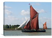 Thames Barge Cabby
