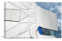 Museum of Liverpool, Canvas Print