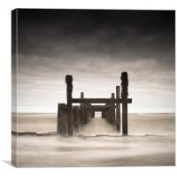 Tunnel Vision, Canvas Print