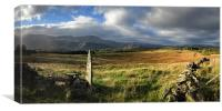 Coniston Fells, Canvas Print