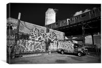Queens, Canvas Print