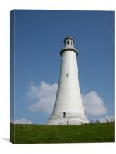 Hoad Monument, Canvas Print
