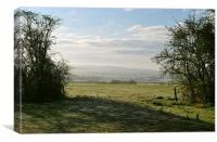 Gateway to the Chilterns, Canvas Print