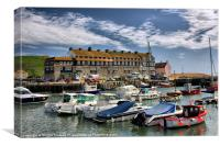 West Bay, Canvas Print
