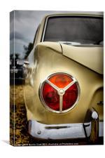 Cortina Mk1, Canvas Print